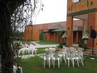 Área Externa Green Hall