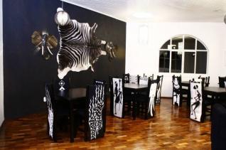 Salão Africano do Green Hall