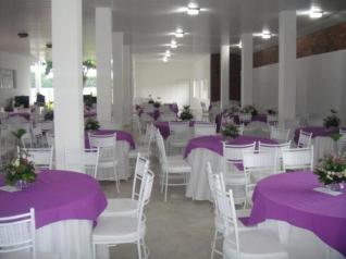 Salão Taiga Green Hall